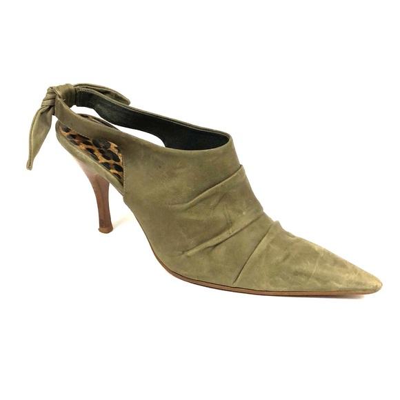 Matisse Sling Back Heels